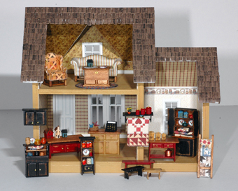 Country Cupboard Complete Furniture Kit