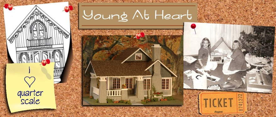 Young At Heart, Quarter Scale Miniatures by Debbie Young